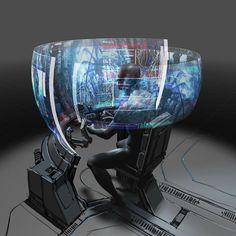 Shadowpunkers - Shadowrun & Cyberpunk added a new photo. Futuristic Technology, Technology Gadgets, Tech Gadgets, Cool Gadgets, Technology Design, Iphone Gadgets, Future Gadgets, Drone Technology, Medical Technology