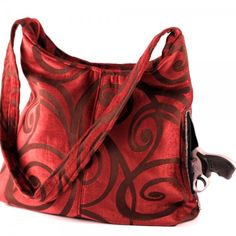 Wyatt Concealed Carry Purse @ http://www.pistolchick.com/
