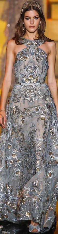 Elie Saab Couture Fa