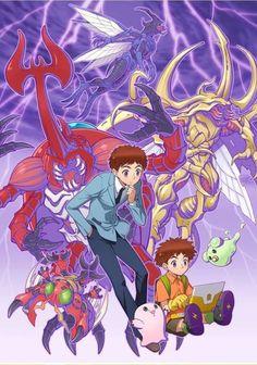 Digimon Dragon's Shadow: Izzy é Tentomon