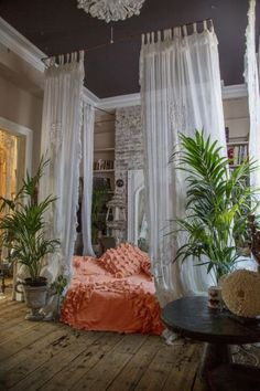 What is Bohemian Bedroom and how do you design it? - decoration - What is Bo. - What is Bohemian Bedroom and how do you design it? – decoration – What is Bohemian Bedroom and how do you design it? Quirky Bedroom, Whimsical Bedroom, Bohemian Bedroom Design, Master Bedroom Design, Home Bedroom, Bedroom Ceiling, Modern Bedroom, Bedroom Ideas, Contemporary Bedroom