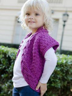 Bolero violeta tejjido al #crochet descarga el patron en www.eviadigital.com