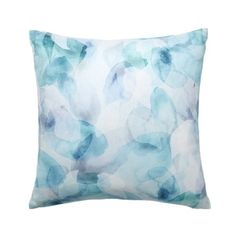 Frosted Floral Cushions