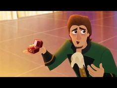 Tangled Before Ever After - Eugene's First Proposal