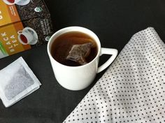 13 Everyday Remedies From Your Kitchen Cupboard: Black Tea as an Everyday Kitchen Remedy