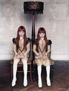 twins are always creepier