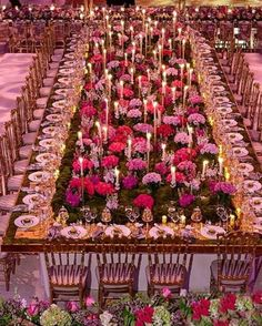 Only flowers and candles in the middle with buffet food setting🎻🎻🎻( Thanksgiving)🎻🎻🎻 Wedding Reception Tables, Wedding Stage, Wedding Seating, Wedding Themes, Wedding Centerpieces, Wedding Venues, Dream Wedding, Wedding Decorations, Tall Centerpiece