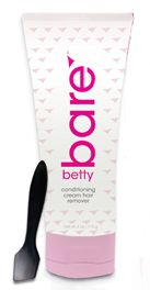 Get your summer on with our favorite betty™ Bare: Cream Hair Remover.