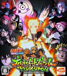 Naruto Shippuden: Ultimate Ninja Storm Revolution Xbox 360 *NEW* Naruto Shippuden, Itachi, Wii Games, Xbox 360 Games, Playstation Games, Nintendo Ds, Ninja Battle, Prague, Videogames