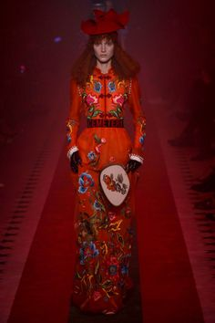 Gucci | Ready-to-Wear Spring 2017 | Look 42