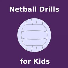 Great Netball Drills that Kids will love. http://www.thebestnetballdrills.com/netball-drills-for-kids/ #netball #netballdrills