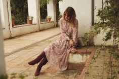 Vestido / Dress: Mango + DIY (old) . Botas / Boots: Toscablu (old) More HERE . Anillo y bolso / Ring & Bag: Su-Shi Zara, Style Me, Daily Style, Style Blog, Strike A Pose, Beautiful Gowns, Daily Fashion, High Boots, Street Style