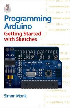 Programming Arduino Getting Started with Sketches - Program Arduino with ease!  Using clear, easy-to-follow examples, Programming Arduino: Getting Started with Sketches reveals the software side of Arduino and explains how to write well-crafted sketches using the modified C language of Arduino. No prior programming experience is required! The downloadable sample programs featured in the book can be used as-is or modified to suit your purposes.