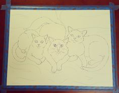 Cat portrait in progress! Based on profits from this piece I will be donating $30 to the Humane Society!  Contact me for your own pet portrait! Etsy.com/shop/artofadriennegelardi    #cats #catlady #crazycatlady #obsessed #catdrawing #catpainting #painting #wip #workinprogress #donate #donatetothehumanesociety #humane #society    Art of Adrienne G (@ArtofAdrienneG) | Twitter