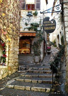 Cote d'Azur - France