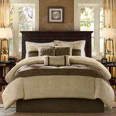 Home Essence Dakota 7-Piece Comforter Set Walmart.com $140