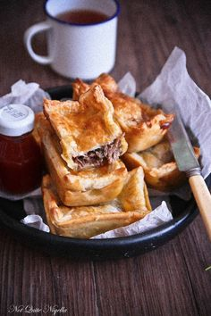 lamb mint pies