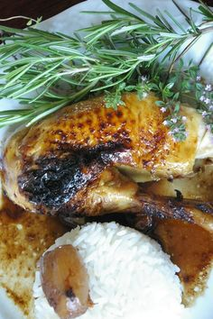 Recette de Poulet au vinaigre balsamique, épices et miel : la recette facile