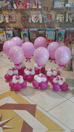 Lovely Ballon Decoration for Birthday Party Ideas - Fldefensivedrivingschool Girl Baby Shower Decorations, Balloon Decorations Party, Balloon Centerpieces, Baby Shower Centerpieces, Birthday Party Decorations, Unicorn Birthday Parties, Birthday Balloons, Deco Ballon, Balloon Shop