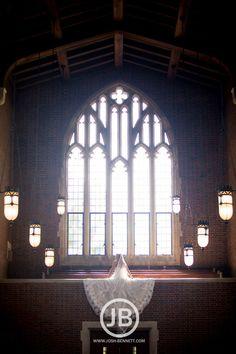 Scarritt Bennett Wedding Bridal Photo. Bridal portrait at Scarritt bennett center in Nashville.   Must check out Josh Bennett photography for wedding photos in Nashville - www.josh-bennett.com asap!
