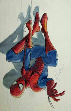Spiderman drawing, spiderman art, amazing spiderman, marvel avengers, m Hq Marvel, Marvel Dc Comics, Marvel Heroes, Marvel Characters, Marvel Cinematic, Spiderman Kunst, Spiderman Drawing, Spiderman Homecoming Drawing, Spiderman Anime