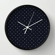 Controls Wall Clock