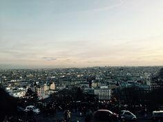 Paris à nos pieds, Cathedral du Sacre Coeur