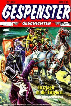 Cover for Gespenster Geschichten (Bastei Verlag, 1974 series) #468