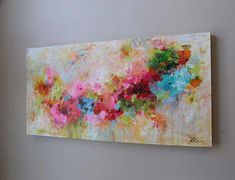"""Excellent """"abstract art paintings techniques"""" detail is offered on our internet site. Take a look and you wont be sorry you did. Modern Canvas Art, Modern Art, Abstract Flowers, Abstract Art, Art Minimaliste, Original Paintings, Art Paintings, Abstract Photography, Website"""