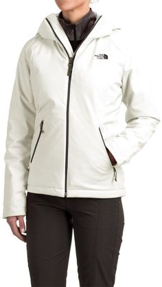 2a10d23270 The North Face Apex Elevation Soft Shell Hooded Jacket - Insulated (For  Women)