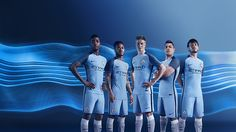 New 2016-17 Manchester City home kit #mcfc #manchester #nike