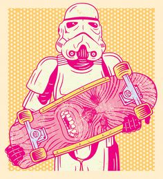 Skater Clone