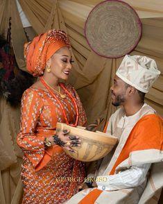 "331 Likes, 1 Comments - nigerian wedding gallery (@nigerianweddinggallery) on Instagram: ""❤❤❤️ @haneesa_ MUA @mamzabeauty . Asoke @bimmms24 . Captured by @georgeokoro.…"""