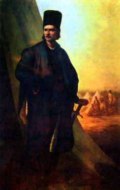 Tudor Vladimirescu by Theodor Aman