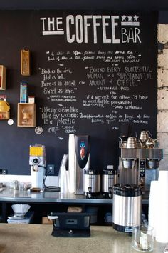 The Coffee Bar - Washington DC