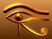 Olho de Hórus : é um símbolo, proveniente do Egito Antigo , que significa proteção e poder, relacionado à divindade Hórus. Era um dos mais ...