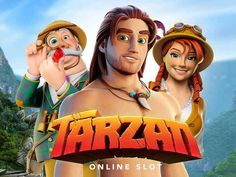Just like the Tarzan in all the books, comics and films over the years, this online Tarzan slot machine aims to have fun while saving the damsel in distress, with no download or registration needed! PartyGaming has developed this slot which is similar to their other slots, Speed Demon and Sumo.    Tarzan, to play free with no download and registration, comes with 5 reels and 20 lines. http://free-slots-no-download.com/partygaming/5919-tarzan/