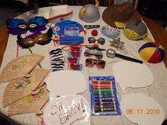 Photo booth costume ideas