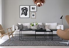 SPONSORED POST Dear reader, let me introduce you to ygg&lyng! A Norwegian furniture company that you might not have heard of yet but that d. Scandi Living Room, New Living Room, Interior Design Living Room, Living Room Designs, Living Room Decor, Living Room Inspiration, Interior Inspiration, Decor Room, Home Decor
