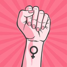 Because of a history of sexism in diagnosis and limitations on health care for women, mental health has become a feminist issue. Feminist Issues, Feminist Books, Feminist Art, Feminist Theory, Girl Power Tattoo, Human Body Systems, Tattoo Illustration, Girls Be Like, Powerful Women