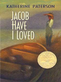 Jacob Have I Loved by Katherine Paterson (8th grade: BJH)