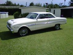 Ford : Falcon Sprint 1963 Ford Falcon Sprint, 260 - http://www.legendaryfinds.com/ford-falcon-sprint-1963-ford-falcon-sprint-260/