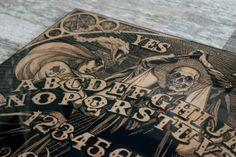 The art of Florian Bertmer - Ouija