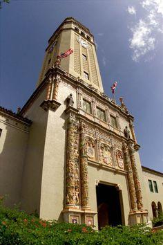 Torre Universidad de Puerto Rico Recinto de Rio Piedras
