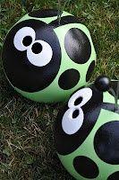 Bowling Ball Bug Crafts | Bowling Ball Crafts