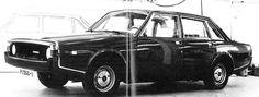 OG |1968 Volvo P1560 Sedan | Prototype