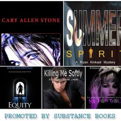 Substance Books - Online Book Publicity Services represents a great roster of Thrillers and Mystery Novels. Visit our Bookstore: http://www.onlinebookpublicity.com/books.html Introduce us to yours: http://www.onlinebookpublicity.com/bookpromotion.html