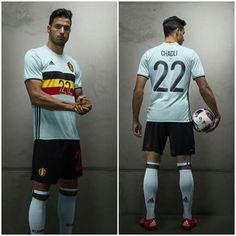Belgium new kit.