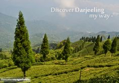 Voyager For Life: That's How I Discovered Darjeeling