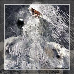 Ice Witch by Rickbw1.deviantart.com on @DeviantArt